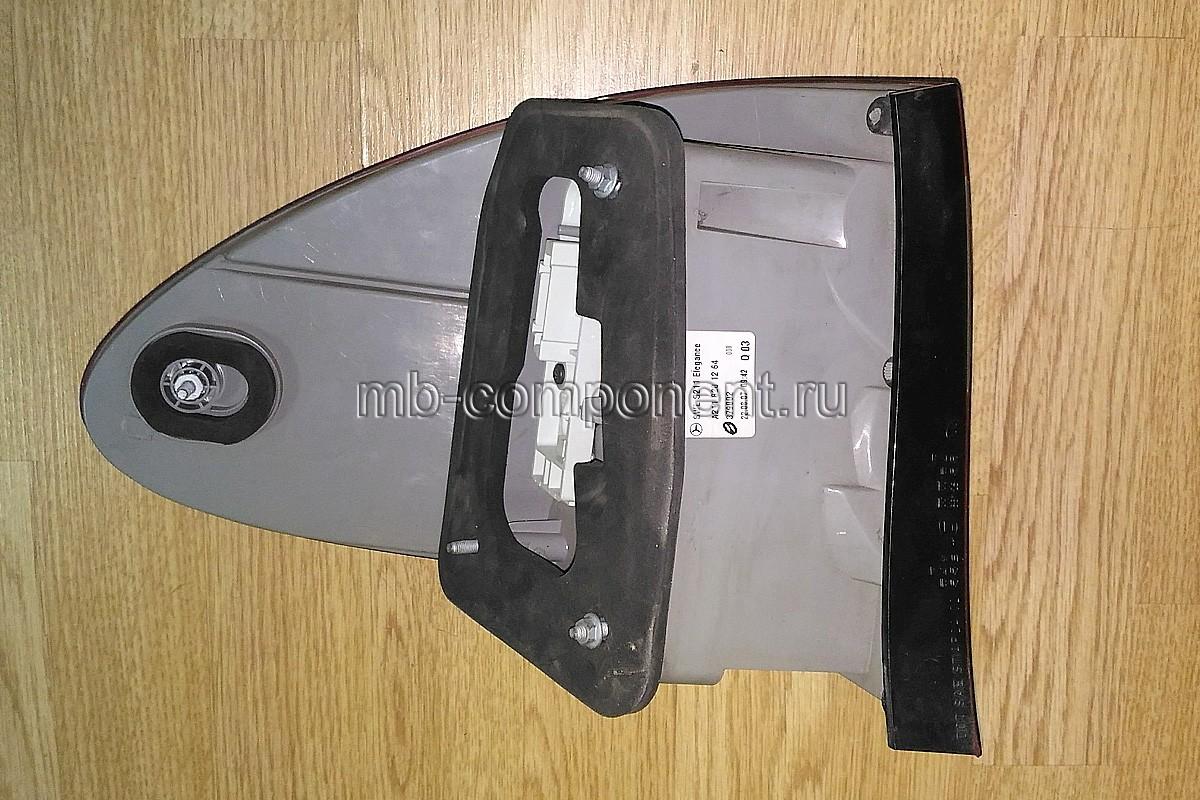 правая задняя фара mercedes s211 рестайлинг универсал
